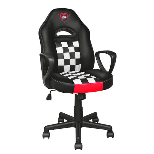 SILLA GAMER TRUST GAMING GXT 702 RYON JÚNIOR | Quonty.com | 22876