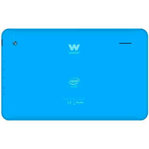 TABLET WOXTER I-101 QUADCORE 1GB+8GB 3G ANDROID5.1 GPS BLUETOOTH4.0 AZUL | Quonty.com | TB26-269