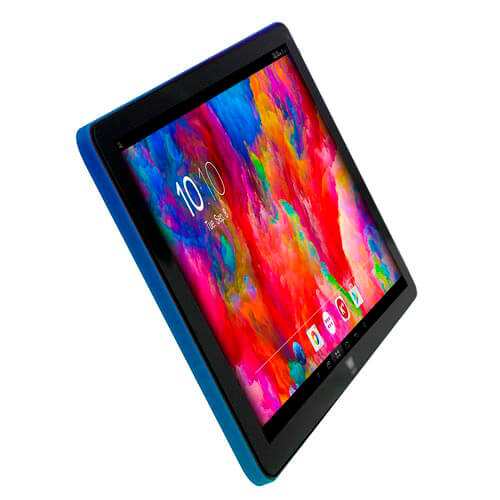 "TABLET WOXTER SX200 10.1"" OCTACORE 1GB+16GB ANDROID6.0 AZUL ALUMINIO 