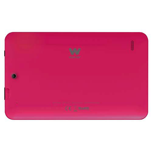 "TABLET WOXTER QX82 7"" QUADCORE 1GB+8GB 3G ANDROID6.0 ROSA | Quonty.com | TB26-305"
