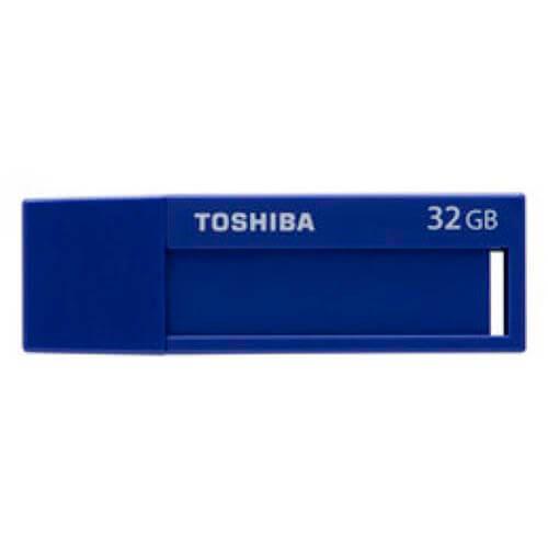 PENDRIVE TOSHIBA 32GB USB3.0 DAICHI AZUL   Quonty.com   THN-U302B0320M4