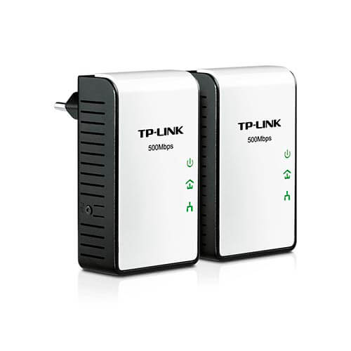 KIT 2 POWERLINE TP-LINK TL-PA4030KIT 3RJ45/500MBPS MINI | Quonty.com | TL-PA4030KIT