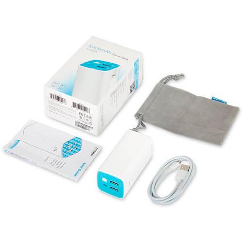 POWERBANK TP-LINK TL-PB10400 10400MAH 2USB | Quonty.com | TL-PB10400