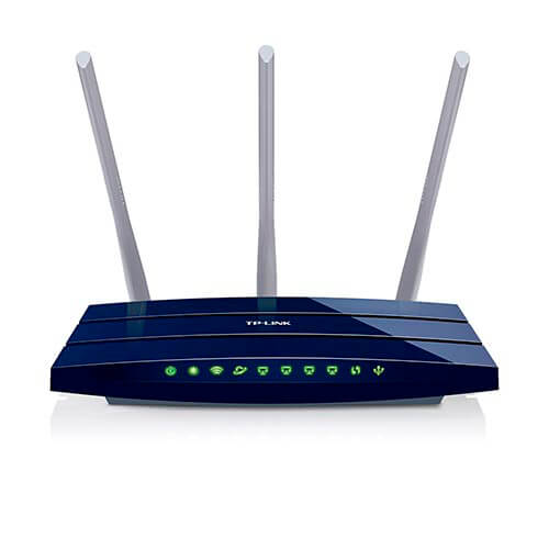 ROUTER TP-LINK TL-WR1043ND 4PTOS WIFI-N/300MBPS 3ANTENAS | Quonty.com | TL-WR1043ND