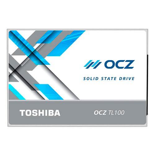 Ssd Ocz Toshiba 2.5'' 240gb Sata3 Tl100 Series | Quonty.com | TL100-25SAT3-240G