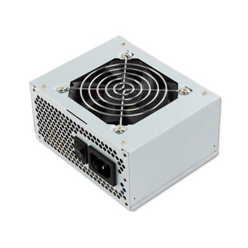 FUENTE ALIMENTACION 500W TOOQ ECOPOWER II PFC-ACTIVO 3SATA 8CM SFX | Quonty.com | TQEP-500S-SFX