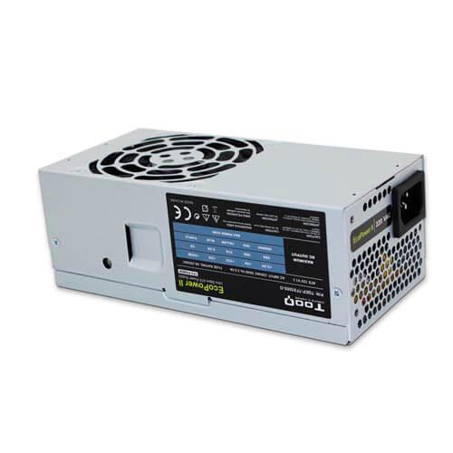 Fuente Tooq Ecopower Ii 500w Pfc-Activo 8cm Tfx | Quonty.com | TQEP-TFX500S-O