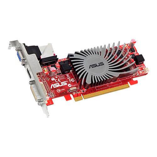 ASUS HD5450-SL-HM1GD3-L-V2 1GB DDR3 PCIE2.1 | Quonty.com | 90-C1CP29-L0UAN0YZ