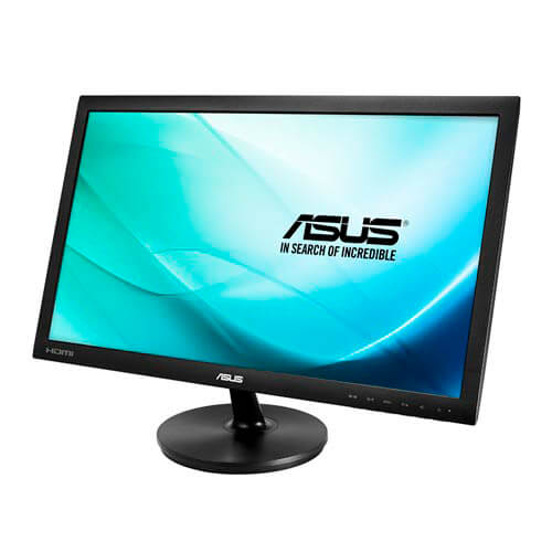 Monitor Asus Vs247hr 23,6'' Fhd 1*Hdmi 1*Dvi-D 1*Vga   Quonty.com   90LME2301T02231C