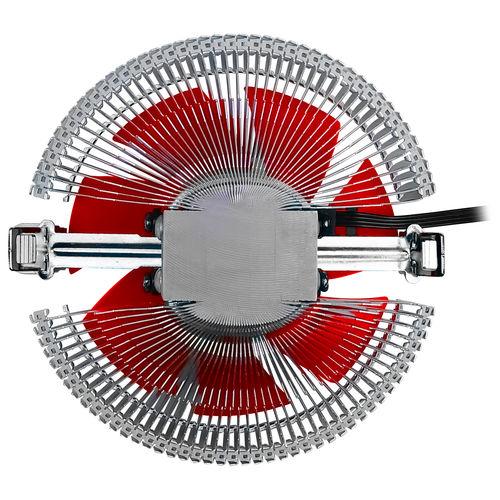 REFRIGERADOR CPU TACENS MARS GAMING MCPU1V2 MULTI INTEL/AMD | Quonty.com | MCPU1V2