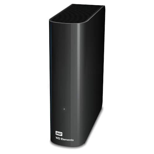 Hdd Wd Ext 3.5'' 3tb Usb3.0 Elements Desktop | Quonty.com | WDBWLG0030HBK-EESN