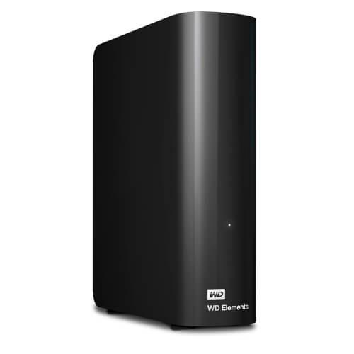 Hdd Wd Ext 3.5'' 4tb Usb3.0 Elements Desktop | Quonty.com | WDBWLG0040HBK-EESN