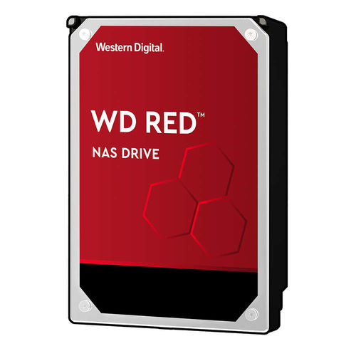 Hdd Wd Nas 3.5&Quot; 2tb 5400rpm 256mb Sata3 Red | Quonty.com | WD20EFAX