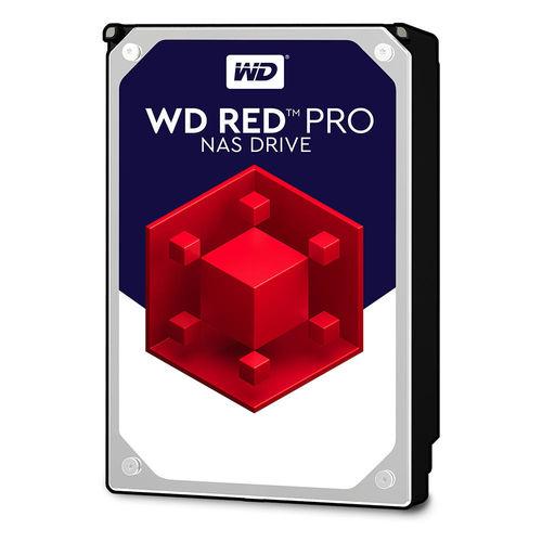 Hdd Wd Nas 3.5'' 8tb 7200rpm 256mb Sata3 Red Pro | Quonty.com | WD8003FFBX