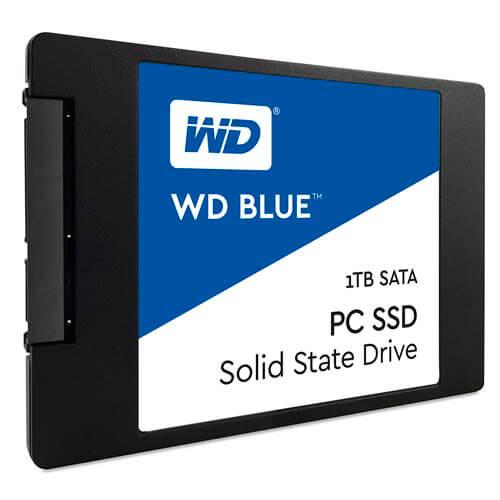 SSD WD 2.5'' 1TB SATA3 BLUE | Quonty.com | WDS100T1B0A