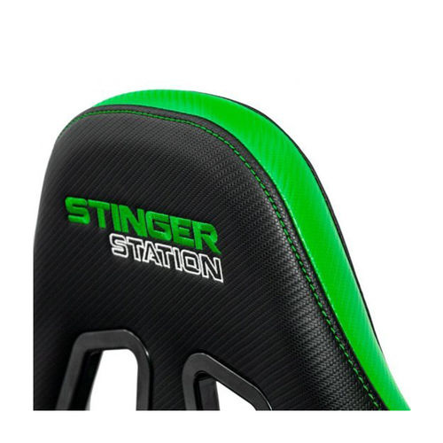 Silla Gaming Woxter Stinger Station Verde | Quonty.com | GM26-071