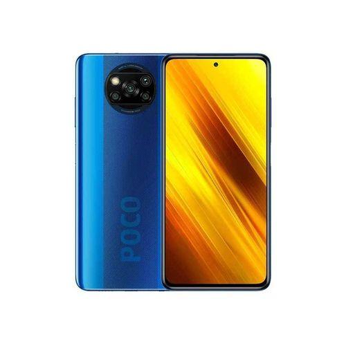 Smartphone Pocophone X3 Nfc 6,67&Quot; Fhd+ 6gb/64gb 4g-Lte Blue | Quonty.com | MZB07TDEU