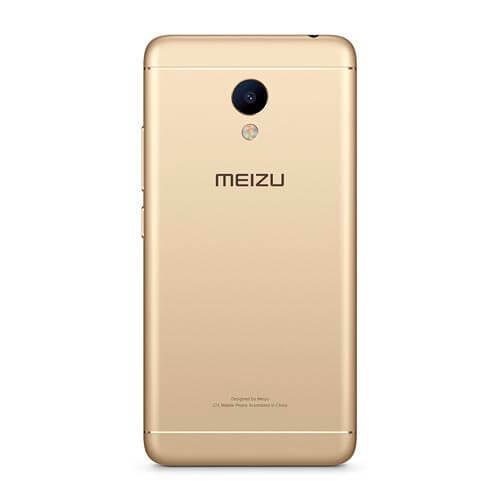 SMARTPHONE MEIZU M3S 5''HD OCTACORE 2GB/16GB 4G 5/12MPX ORO | Quonty.com | Y685H-2/16GW