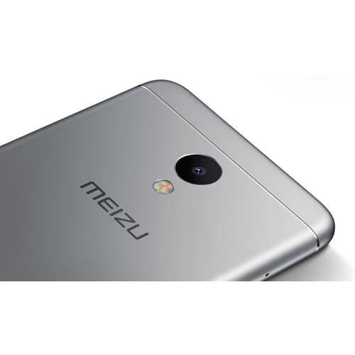 SMARTPHONE MEIZU M3S 5''HD OCTACORE 2GB/16GB 4G 5/12MPX DUALSIM A5.1 SILVER WHITE | Quonty.com | Y685H-2/16SW