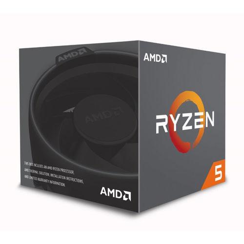 Micro Amd Am4 Ryzen 5 1600 3,20ghz 16mb | Quonty.com | YD1600BBAFBOX