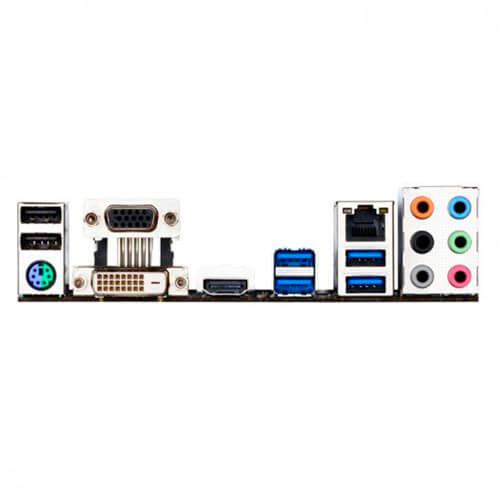 PLACA GIGABYTE Z170-D3H INTEL1151 4DDR4 PCX3.0 HDMI/DVI/V USB3.0 ATX | Quonty.com | GA-Z170-D3H