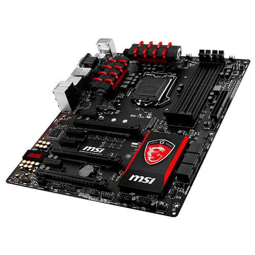 PLACA MSI Z97 GAMING 5 INTEL1150 4DDR3 HDMI PCIE3.0 SATA3 USB3.0 ATX   Quonty.com   7917-001R