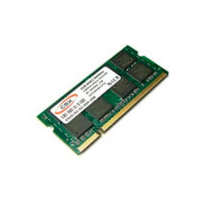 MODULO S/O DDR2 2GB PC800 CSX RETAIL (PORT) | Quonty.com | CSXBD2SO800-2R8-2GB-BL