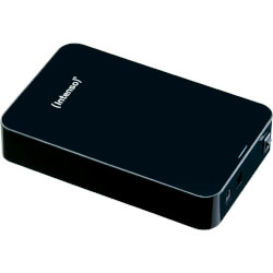 HD EXT USB3.0 3.5 4TB INTENSO MEMORY CENTER NEGRO | Quonty.com | 6031512