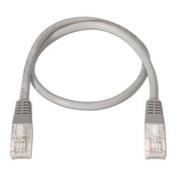 LATIGUILLO/CABLE RED NANO CABLE RJ45 CAT.5E UTP AWG24 30CM | Quonty.com | 10.20.0100-L30