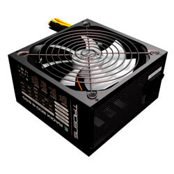 FUENTE ALIMENTACION 650W SATA TACENS RADIX ECO III 14CM GOLD ATX | Quonty.com | 1RECOIII650