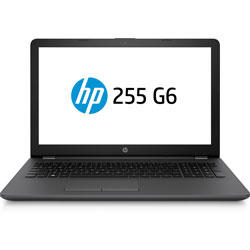 PORTATIL HP 255 G6 AMD E2-9000 15.6HD 4GB H1TB DVD-RW | Quonty.com | 1WY17EA