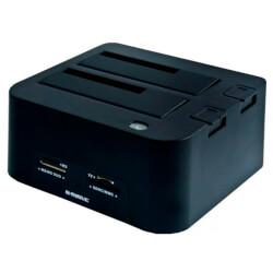 DOCKING STATION B-MOVE HD 2.5/3.5 SATA A USB 2.0   Quonty.com   BM-HDF01