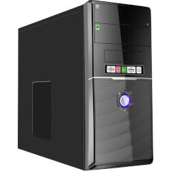 TORRE MICRO-ATX 500W L-LINK BOLD NEGRA | Quonty.com | BOLD