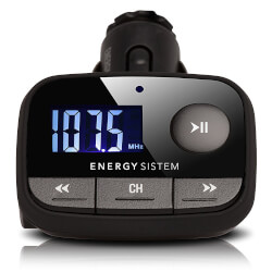 MP3 COCHE ENERGY SISTEM F2 KNIGHT NEGRO | Quonty.com | 384600