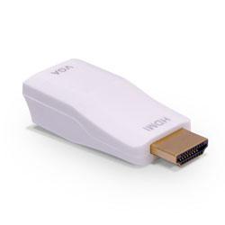 ADAPTADOR 3GO VGA H - HDMI A/M | Quonty.com | A127