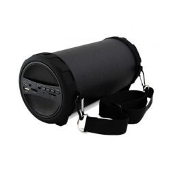 ALTAVOZ 3GO DAVUL2 BT/SD/USB NEGRO | Quonty.com | DAVUL2