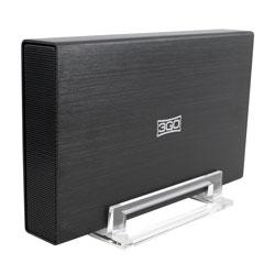 """CAJA HDD 3GO HDD35BKI 3.5"""" SATA/IDE USB2.0 NEGRA   Quonty.com   HDD35BKIS"""