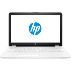 PORTATIL HP 15-BS526NS I5-7200U 15,6HD 4GB H1TB WIFI.AC DVD-RW W10 BLANCO | Quonty.com | 3LH66EA