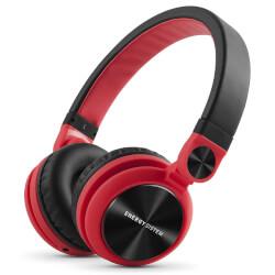 Auriculares Energy Sistem Headphones Dj2 Negro/Rojo | Quonty.com | 424597