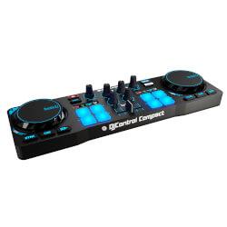Hercules Consola DJ Control Compact | Quonty.com | 4780843
