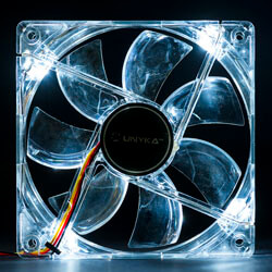 UNYKA 12CM 1.100RPM NEON-BLANCO | Quonty.com | 51782
