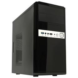 CAJA MINITORRE/MICRO-ATX UNYKA UK6011 500W USB3.0 METAL NEGRA | Quonty.com | 52008