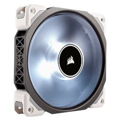 VENTILADOR CAJA CORSAIR ML140 PRO LED-BLANCO 140MM 1UND | Quonty.com | CO-9050046-WW