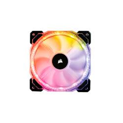 VENTILADOR CAJA CORSAIR HD120 RGB LED SINGLE FAN | Quonty.com | CO-9050065-WW