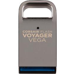 Corsair Voyager Vega 64 GB 64GB USB 3.0 Plata unidad flash   Quonty.com   CMFVV3-64GB