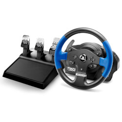 THRUSTMASTER VOLANTE + PEDALES T150RS PRO PARA PS4 / PC | Quonty.com | 4160696