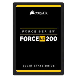 SSD CORSAIR FORCE SERIES LE200 SSD SATA 6GBPS 120GB | Quonty.com | CSSD-F120GBLE200B