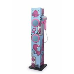 MUSE M-1020 KDG MULTIMEDIA TOWER KIDS KARAOKE + MICROFONO | Quonty.com | M-1020 KDG