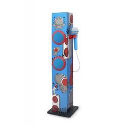 MUSE M-1020 KDB MULTIMEDIA TOWER KIDS KARAOKE + MICROFONO | Quonty.com | M-1020 KDB