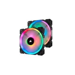 VENTILADOR CAJA CORSAIR LL120 RGB 140MM DUAL LIGHT LOOP RGB   Quonty.com   CO-9050074-WW